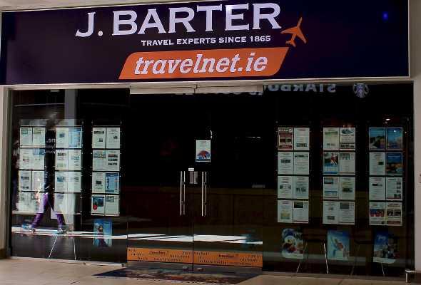 J Barter Travel Group Douglas