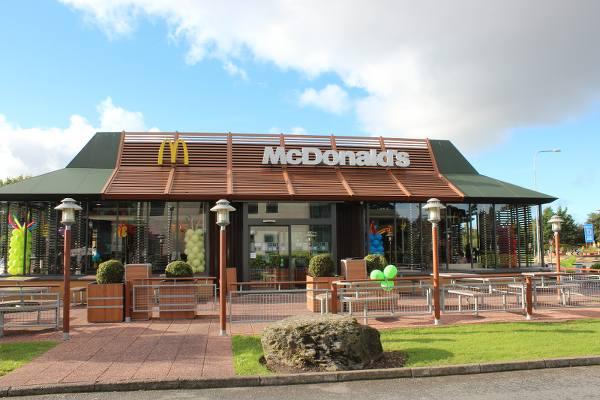 McDonalds Douglas